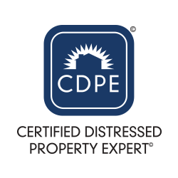 Certified Distressed Property Expert® (CDPE)